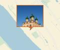 Крестовоздвиженский храм Свято-Введенского Толгского женского монастыря