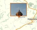 Заштатный монастырь Свято-Духов мужской села Задушное