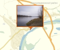 Река Дон в районе села Верхний Мамон