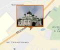 Собор Феодора Стратилата в Федоровском монастыре