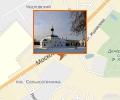 Церковь Казанской иконы Божией Матери в Федоровском монастыре