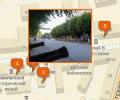 Пешеходная улица в Смоленске (ул. Ленина)
