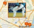 Где находятся секции дзюдо в Воронеже?