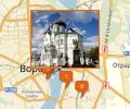 В какие храмы Воронежа люди обращаются за исцелением?