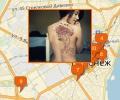 Где сделать татуировку в Воронеже?