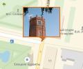 Башня городских часов в Ельце