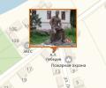 Памятник Алексею Лебедеву в Суздале
